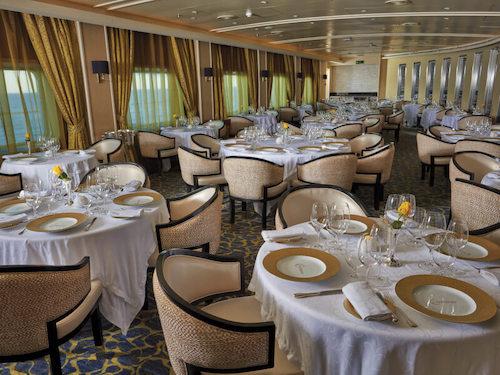restaurant Seven Seas Voyager