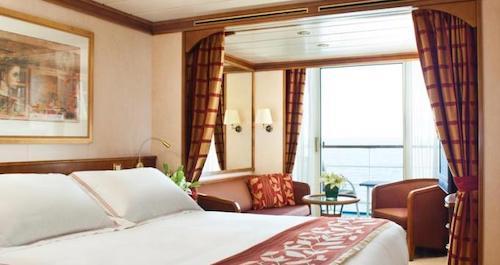 cabine suite seven seas mariner