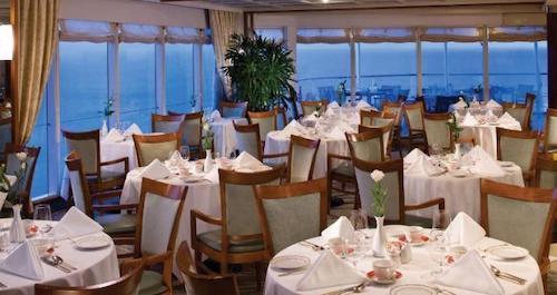 restaurant seven seas mariner