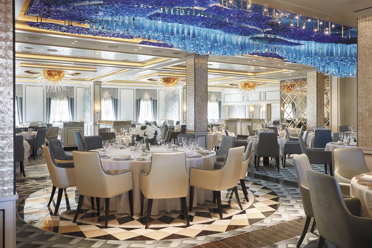 restaurant seven seas explorer