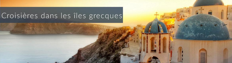 Croisières Îles grecques