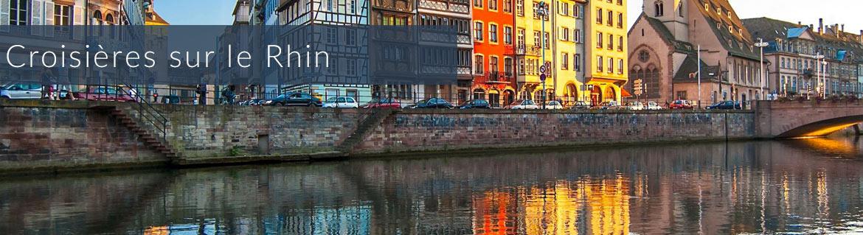 Croisières Rhin