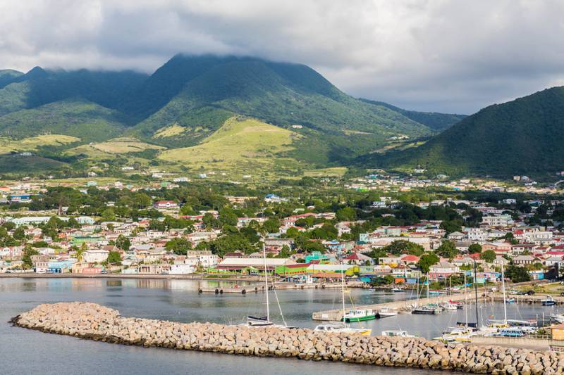 Basseterre, St.Kitts