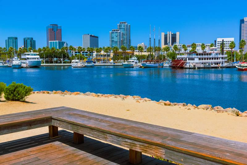 Long Beach, Los Angeles, Etats-Unis