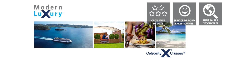 Croisières Celebrity Cruises: Promotions, infos et réservations