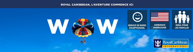 Croisières Royal Caribbean: Promotions, infos et réservations