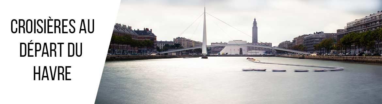 Croisières au départ de Le Havre