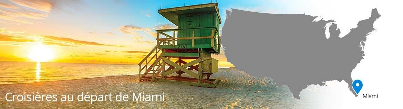 Croisières au départ de Miami