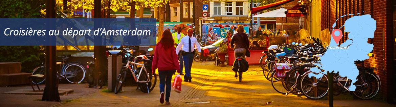 Croisières au départ de Amsterdam