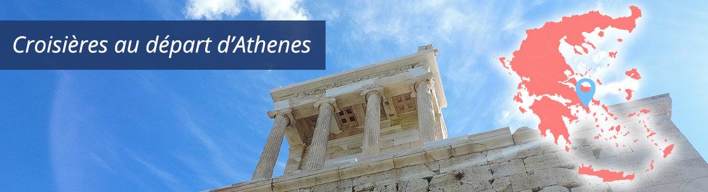 Croisières au départ de Athenes