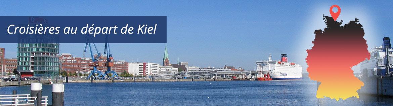 Croisières au départ de Kiel