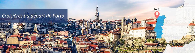 Croisières au départ de Porto