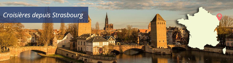 Croisières au départ de Strasbourg