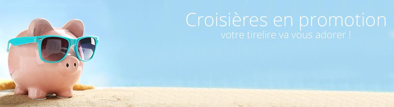 Croisières en Promo
