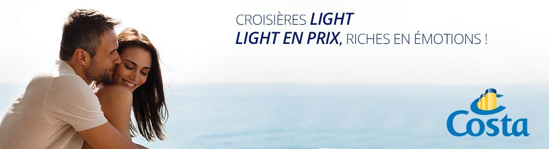 Croisières Costa Light